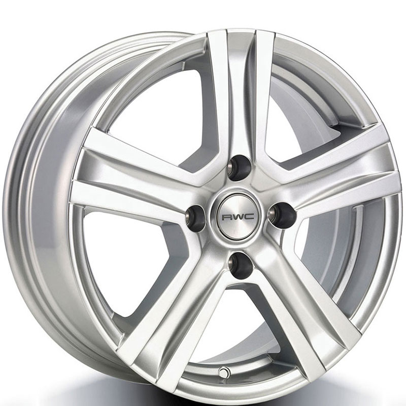 Alloy Wheels for NISSAN – SILVER Model NI05 - RWC Wheels