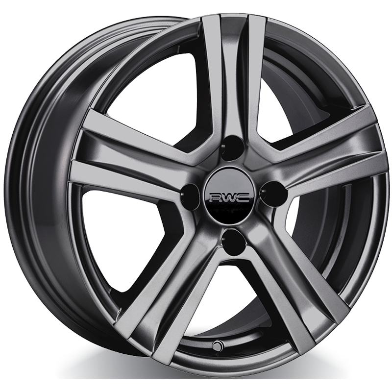 Winter Wheels for MITSUBISHI – ANTHRACITE Model MN05 / MT05 - RWC Wheels
