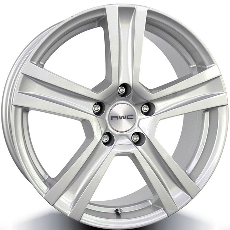 Alloy Wheels for CHEVROLET – SILVER Model NI05 / GM05 - RWC Wheels