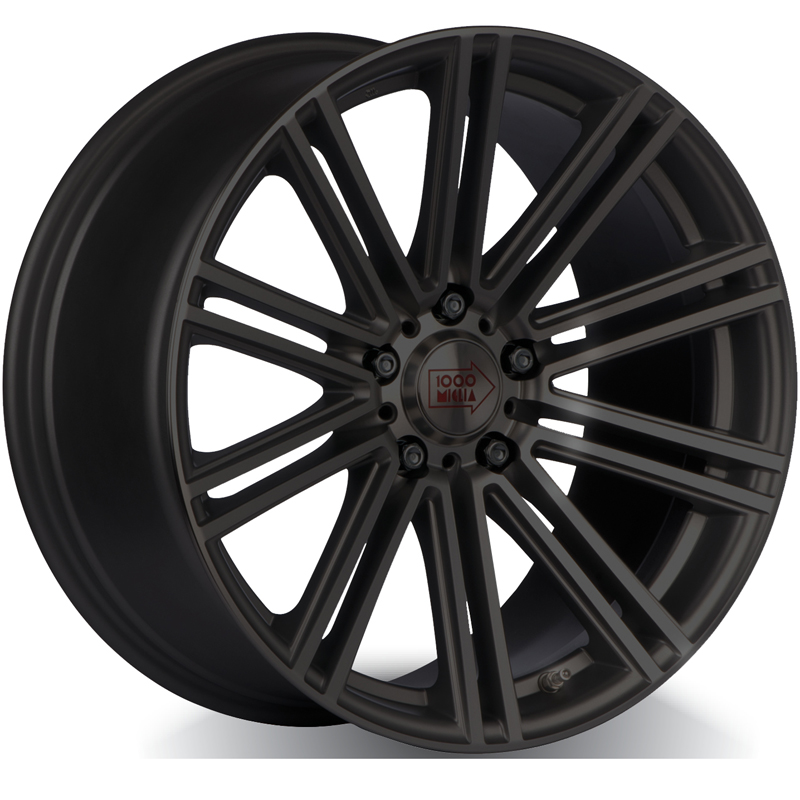 Winter Wheels for MASERATI – BLACK Model MHK1005 - RWC Wheels