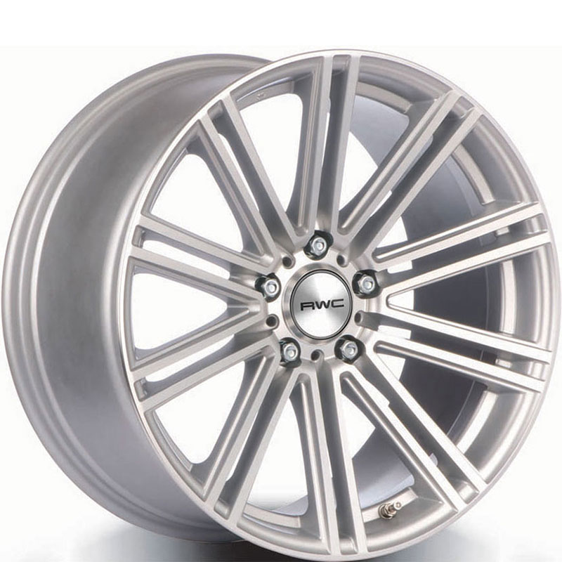 Winter Wheels for MASERATI – SILVER Model MHK1005 - RWC Wheels