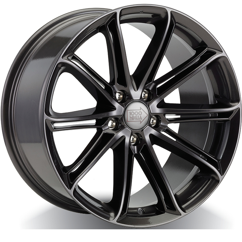 Winter Wheels for BMW – ANTHRACITE Model BM1007 - RWC Wheels