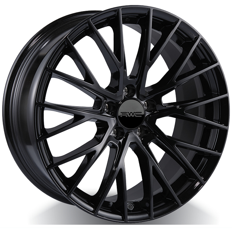 Alloy Wheels for POLESTAR – BLACK Model FO1009 / LFV1009 - RWC Wheels