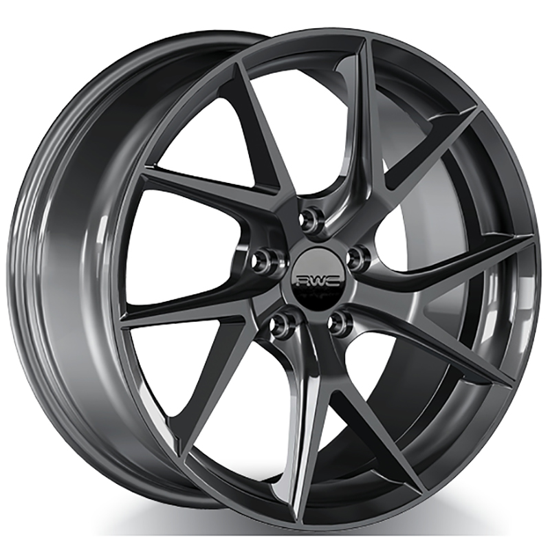 Winter Wheels for INFINITI – ANTHRACITE Model IF1012 - RWC Wheels