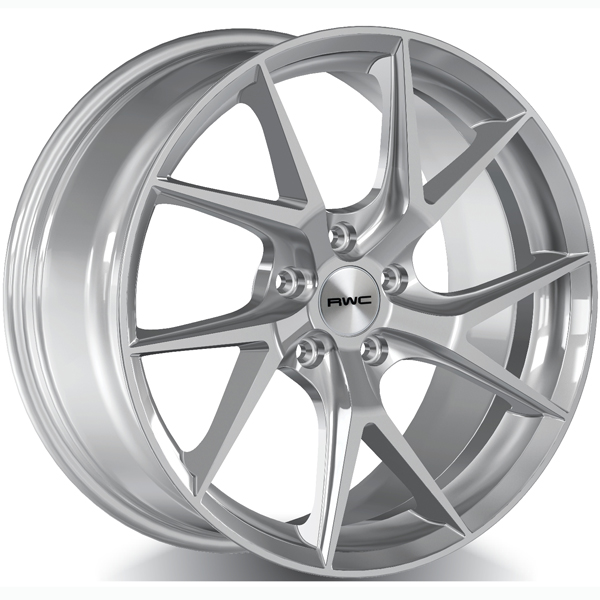 Winter Wheels for HONDA – SILVER Model AC1012 / HO1012 - RWC Wheels