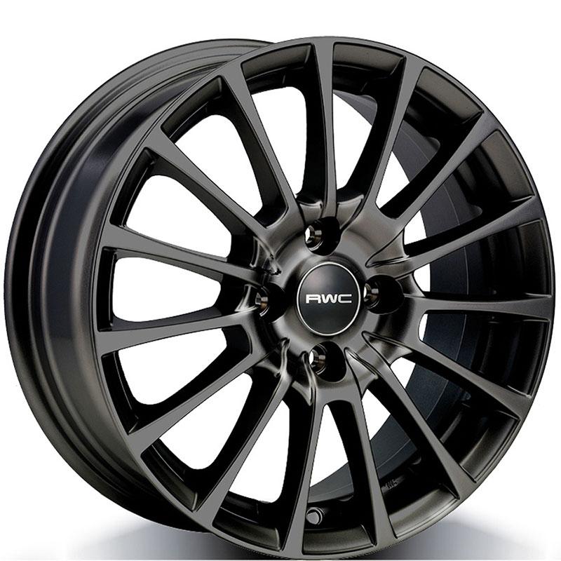 Winter Wheels for NISSAN – BLACK Model NI11 - RWC Wheels