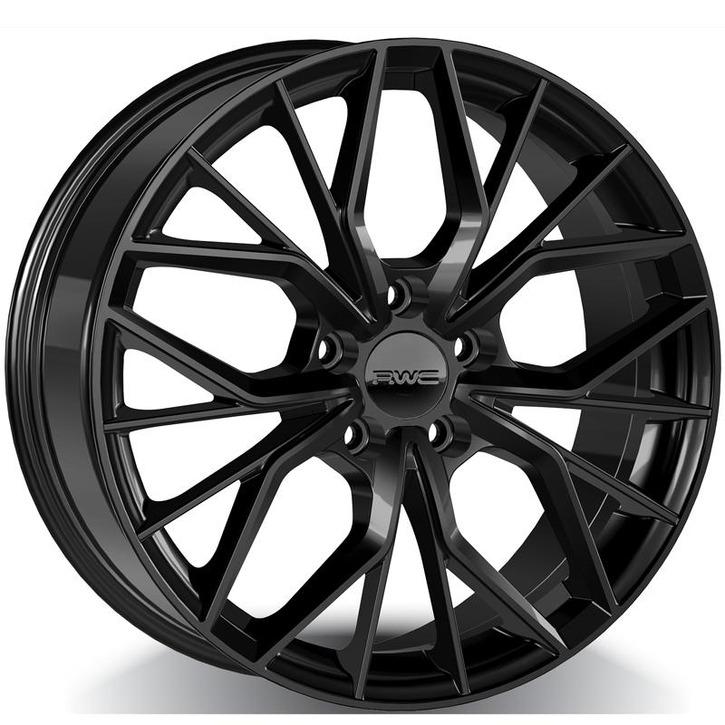 Alloy Wheels for AUDI – BLACK Model AD306 - RWC Wheels