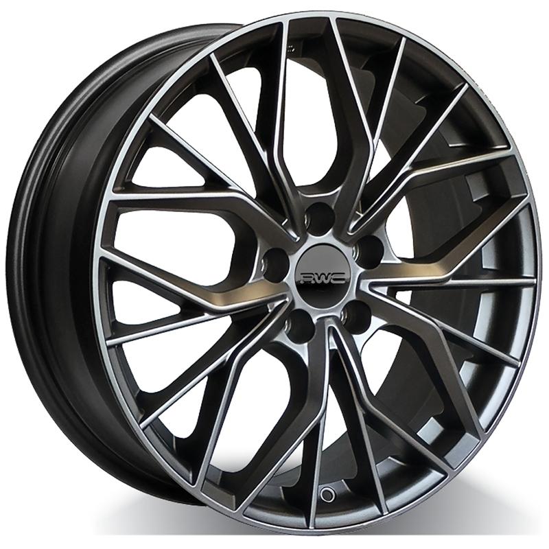 Alloy Wheels for LEXUS – SATIN_GREY Model LX306 - RWC Wheels