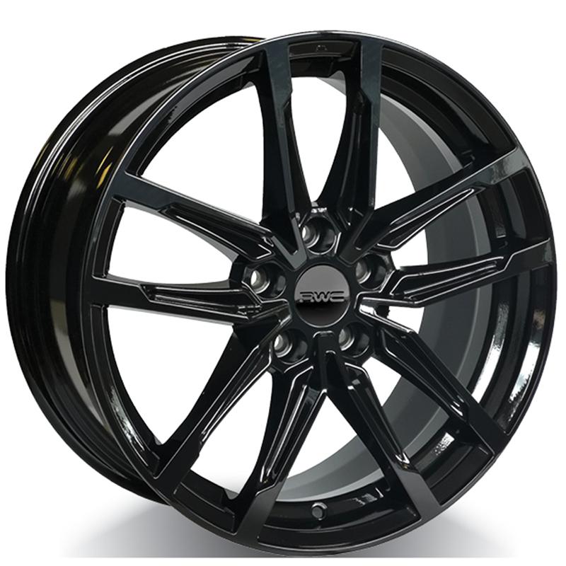 Alloy Wheels for KIA – BLACK Model MHK330 - RWC Wheels