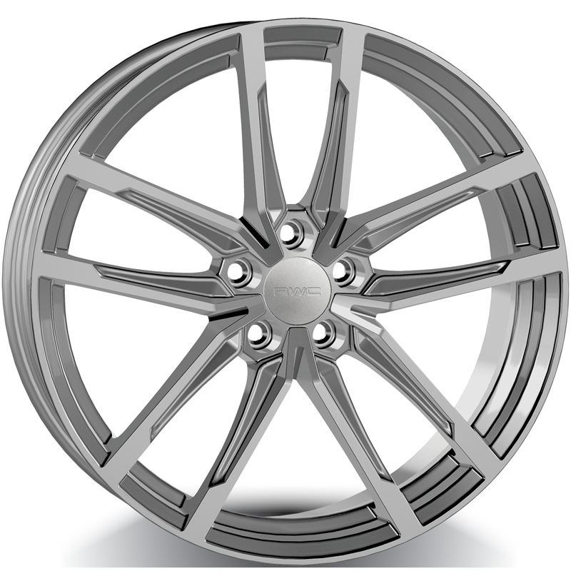 Alloy Wheels for BUICK – SILVER Model GM330 - RWC Wheels