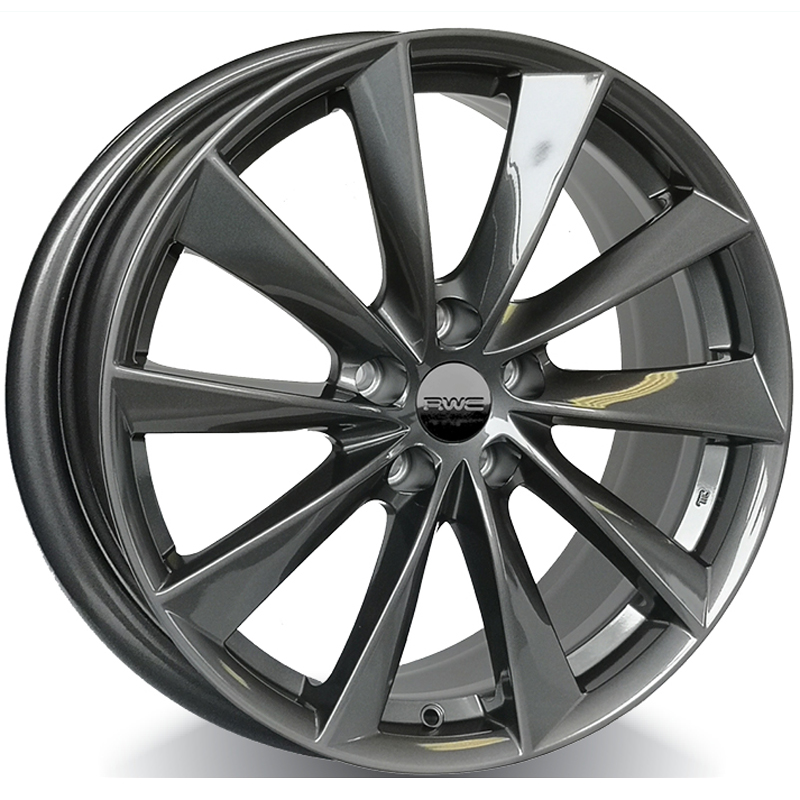 Alloy Wheels for TESLA – ANTHRACITE Model TS333 - RWC Wheels