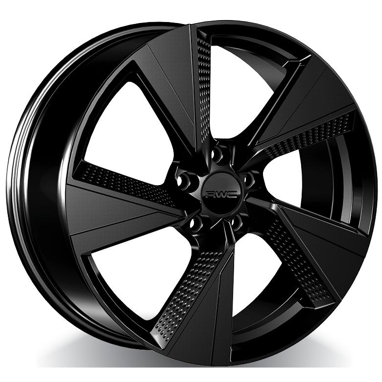 Alloy Wheels for AUDI – BLACK Model AD336 - RWC Wheels