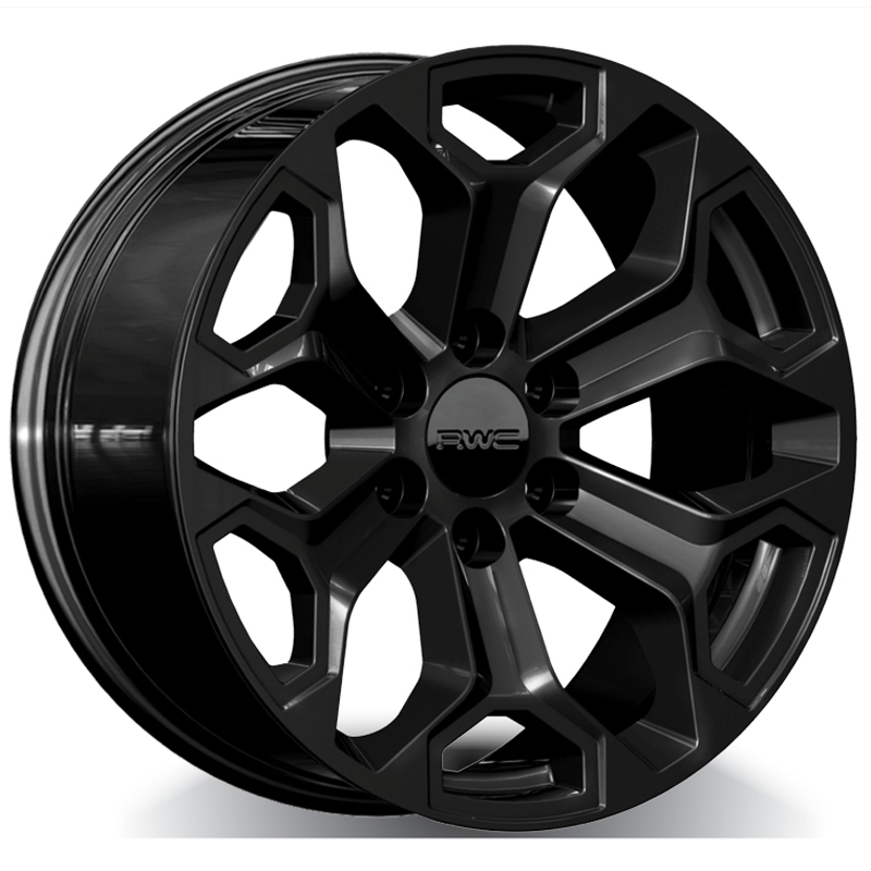 Alloy Wheels for CHEVROLET – BLACK Model GM360 - RWC Wheels