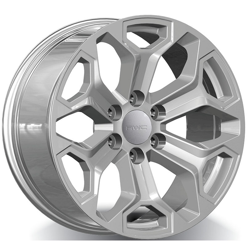 Alloy Wheels for LINCOLN – SILVER Model FO360 - RWC Wheels