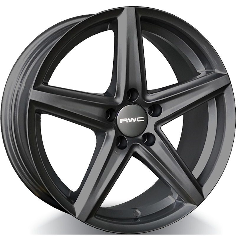 Alloy Wheels for VOLKSWAGEN – ANTHRACITE Model VW388 - RWC Wheels