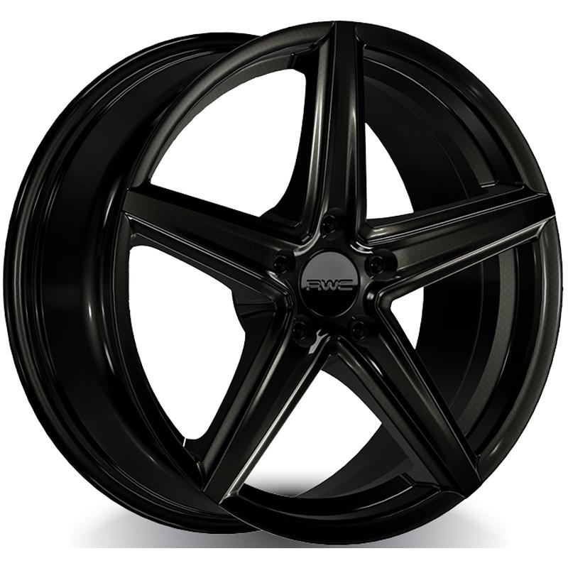 Winter Wheels for VOLKSWAGEN – BLACK Model VW388 - RWC Wheels