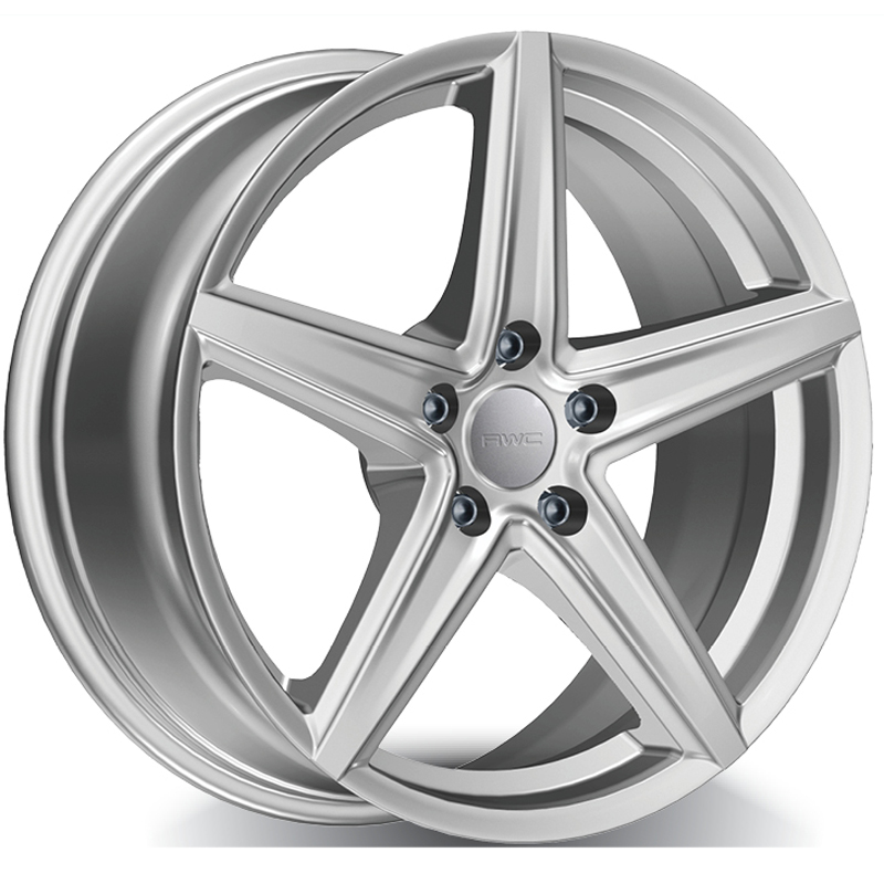 Alloy Wheels for MERCEDES – SILVER Model MB388 - RWC Wheels