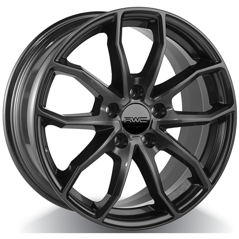 Winter Wheels for HYUNDAI – ANTHRACITE Model MHK395 - RWC Wheels