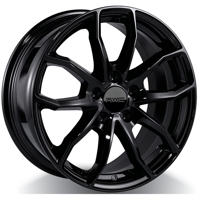 Winter Wheels for MITSUBISHI – BLACK Model MT395 - RWC Wheels