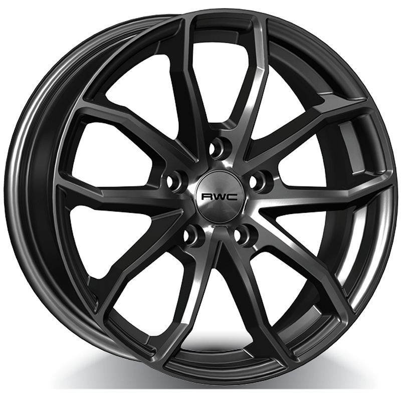 Alloy Wheels for JAGUAR – GUNMETAL Model LFV395 - RWC Wheels