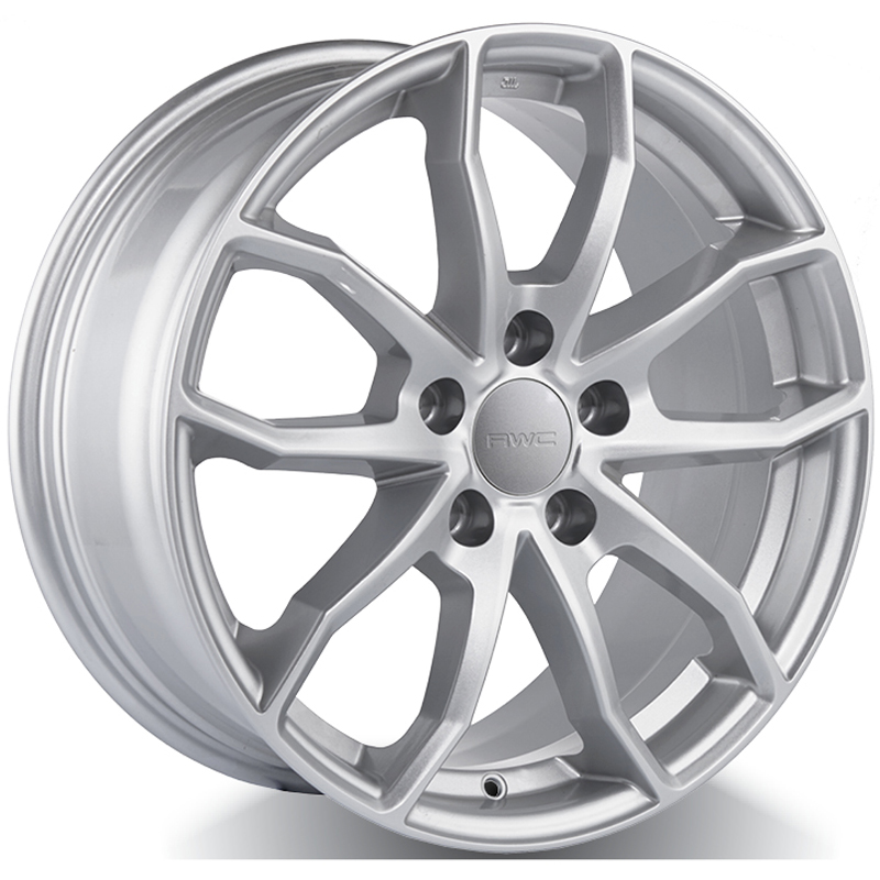 Alloy Wheels for INFINITI – SILVER Model NI395 - RWC Wheels