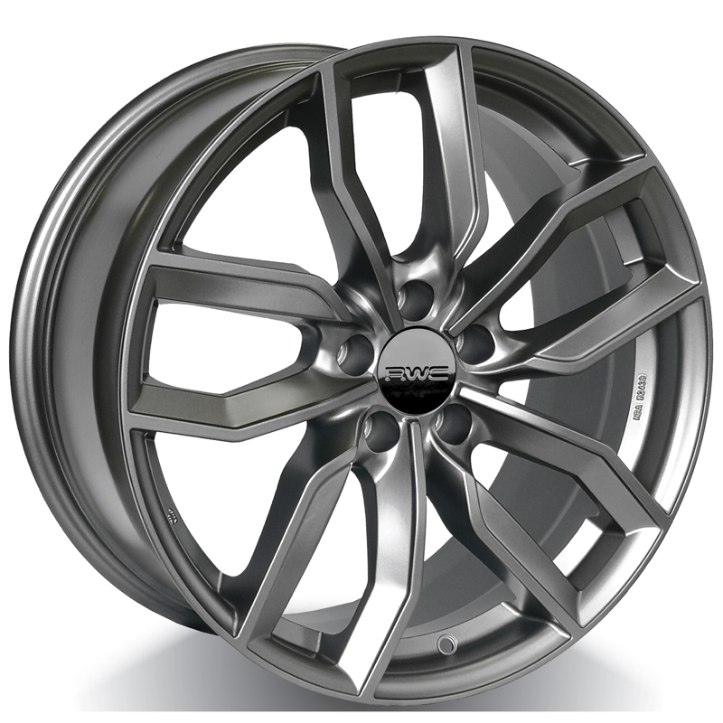 Winter Wheels for VOLKSWAGEN – GUNMETAL Model AD399 / VW399 - RWC Wheels