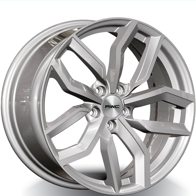 Winter Wheels for AUDI – SILVER Model AD399 / VW399 - RWC Wheels