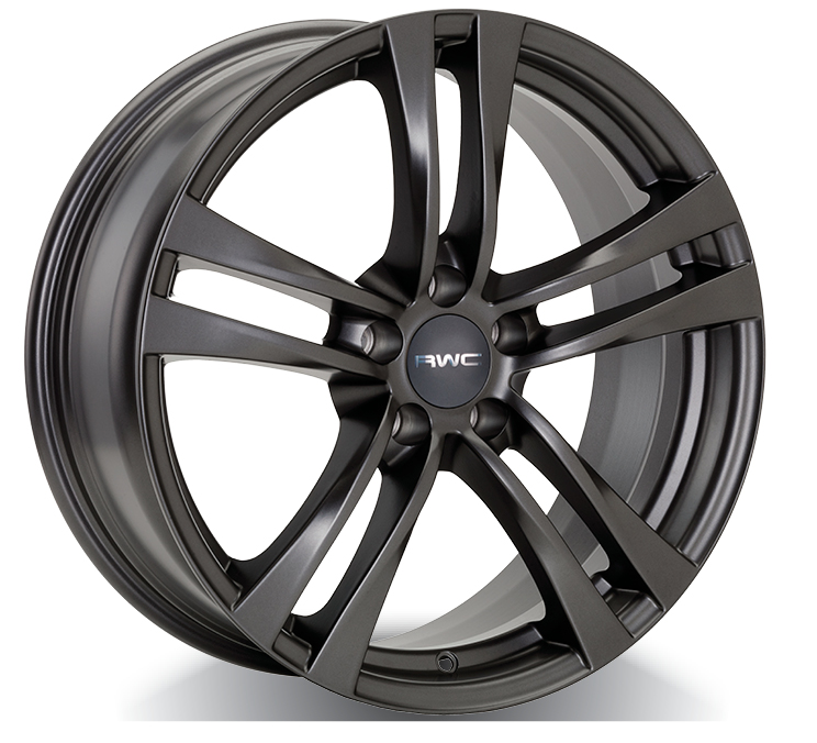 Alloy Wheels for INFINITI – GUNMETAL Model IF40 - RWC Wheels