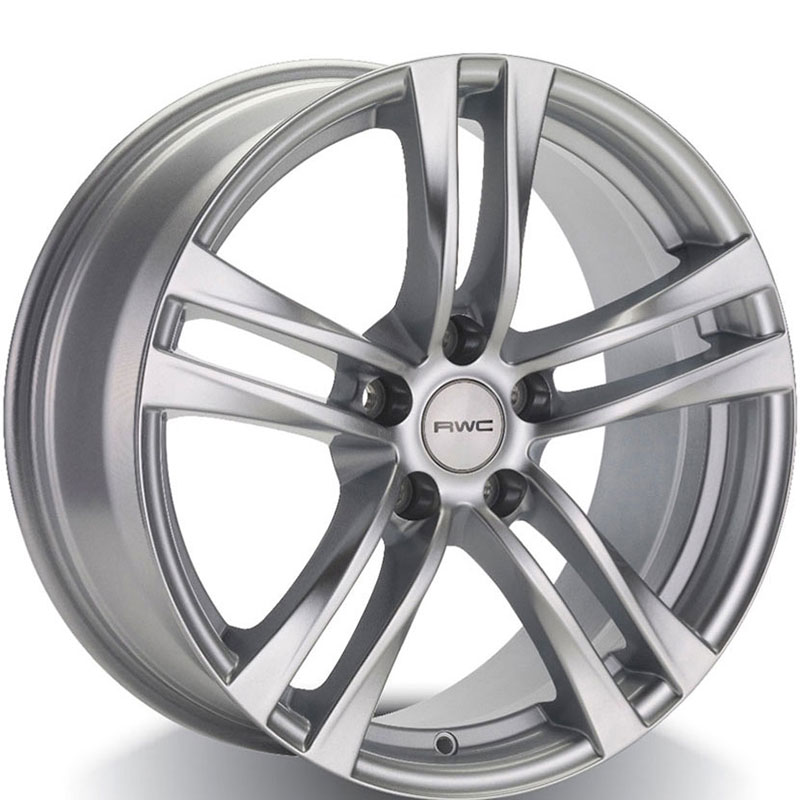 Alloy Wheels for CHEVROLET – SILVER Model DC40 - RWC Wheels