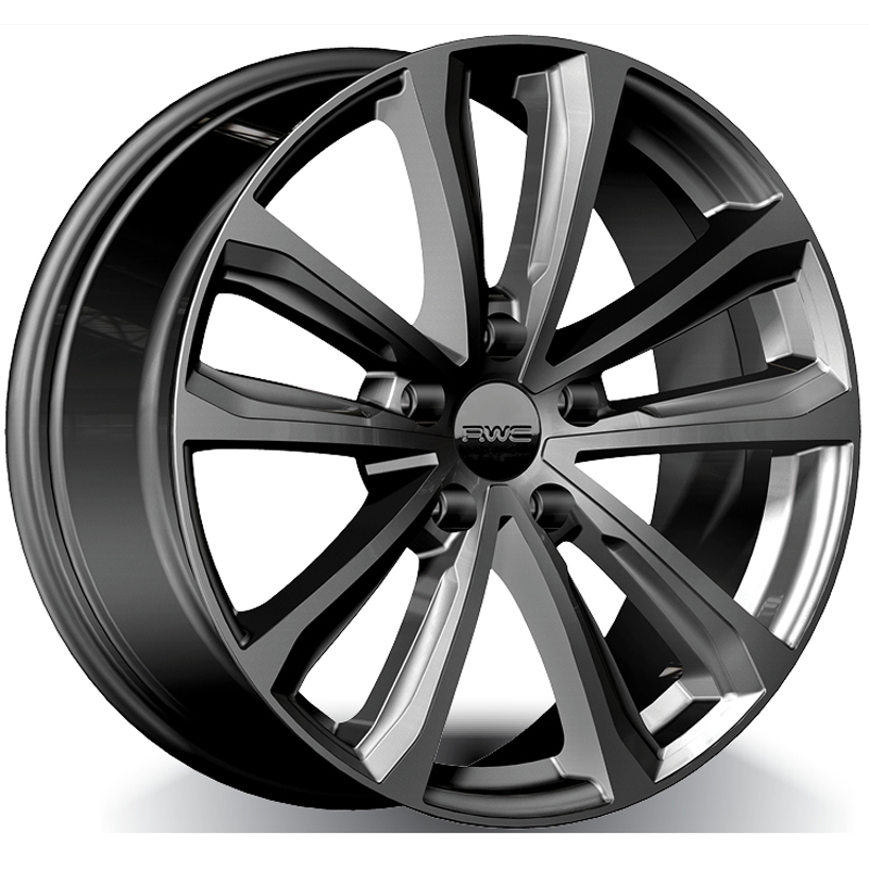 Winter Wheels for HONDA – ANTHRACITE Model AC427 / HO427 - RWC Wheels
