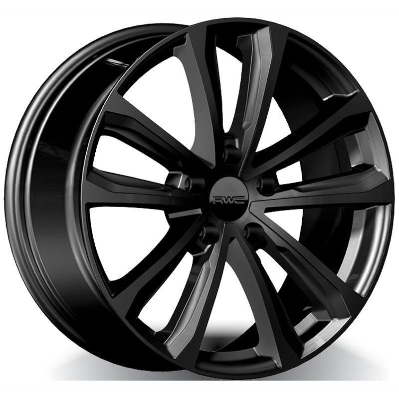 Alloy Wheels for POLESTAR – BLACK Model FO427 / LFV427 - RWC Wheels