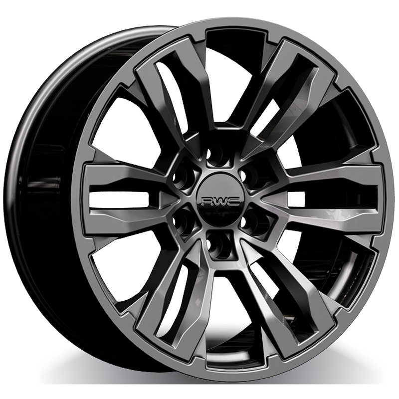 Alloy Wheels for BUICK – ANTHRACITE Model GM440 - RWC Wheels
