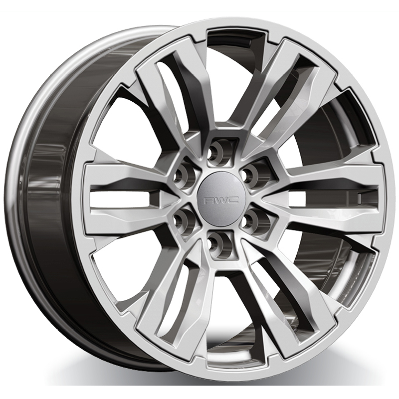 Alloy Wheels for BUICK – SILVER Model GM440 - RWC Wheels