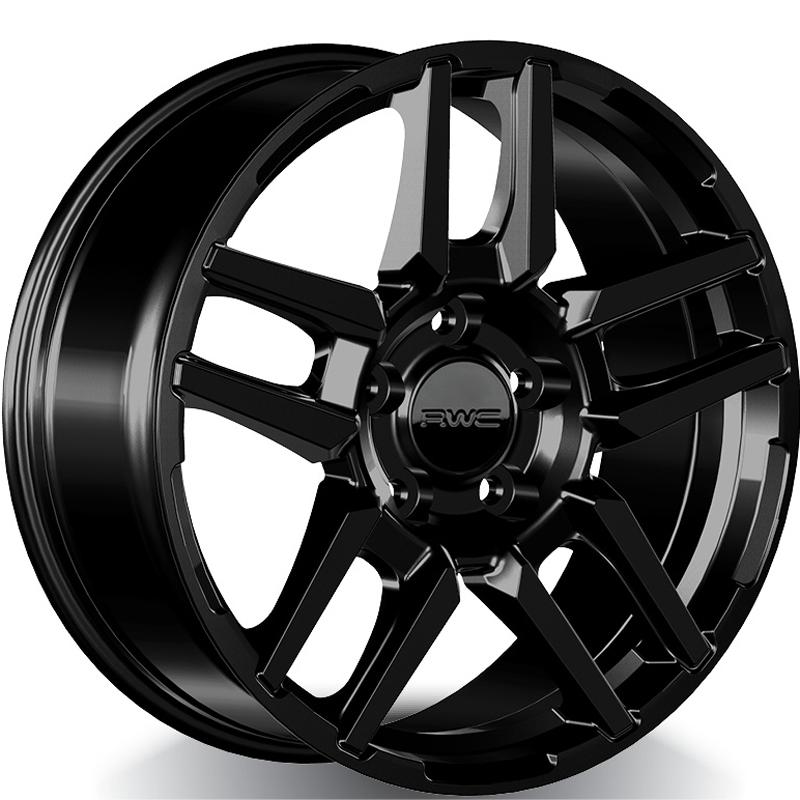 Alloy Wheels for MERCEDES – BLACK Model MB475 - RWC Wheels
