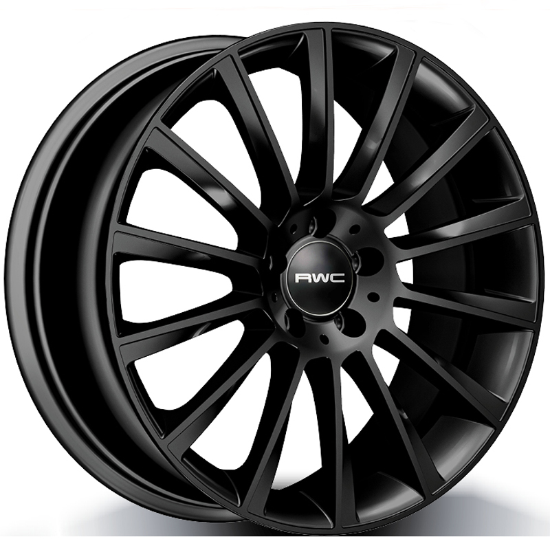 Winter Wheels for VOLKSWAGEN – BLACK Model VW47 - RWC Wheels