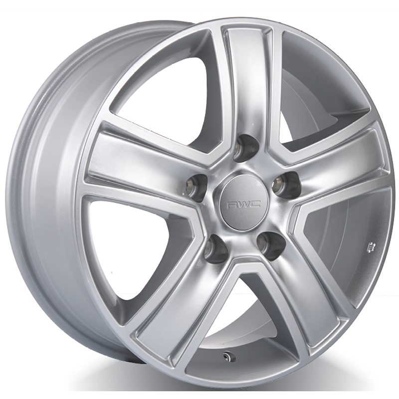 Alloy Wheels for RAM – SILVER Model RM50 - RWC Wheels