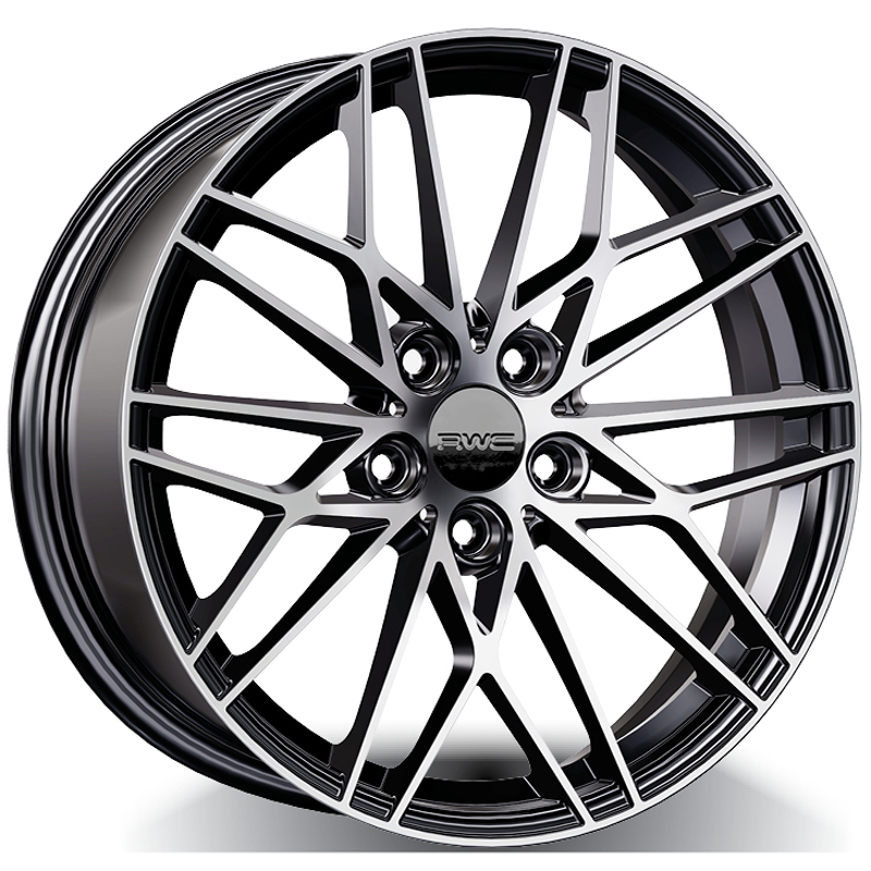 Alloy Wheels for BMW – TECH Model BM51 - RWC Wheels