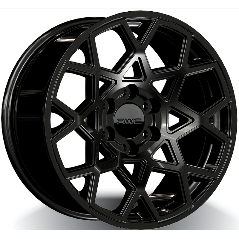 Alloy Wheels for CHEVROLET – BLACK Model GM555 - RWC Wheels
