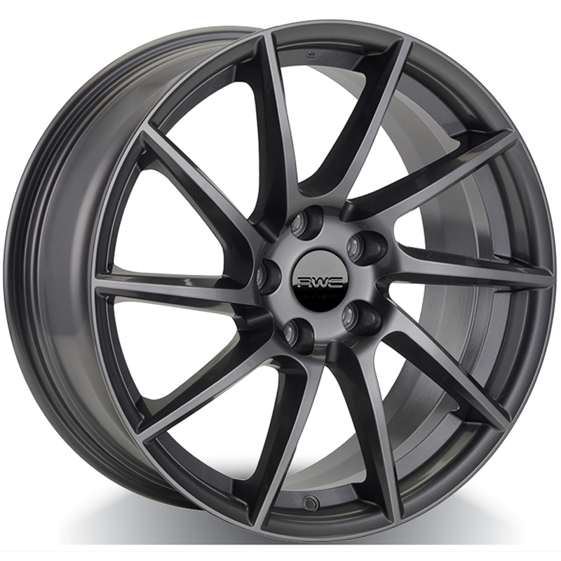 Alloy Wheels for INFINITI – ANTHRACITE Model IF557 - RWC Wheels