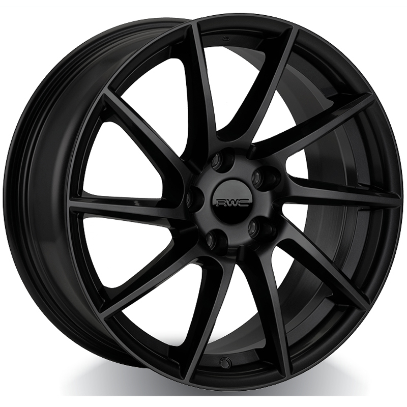 Alloy Wheels for INFINITI – BLACK Model IF557 - RWC Wheels