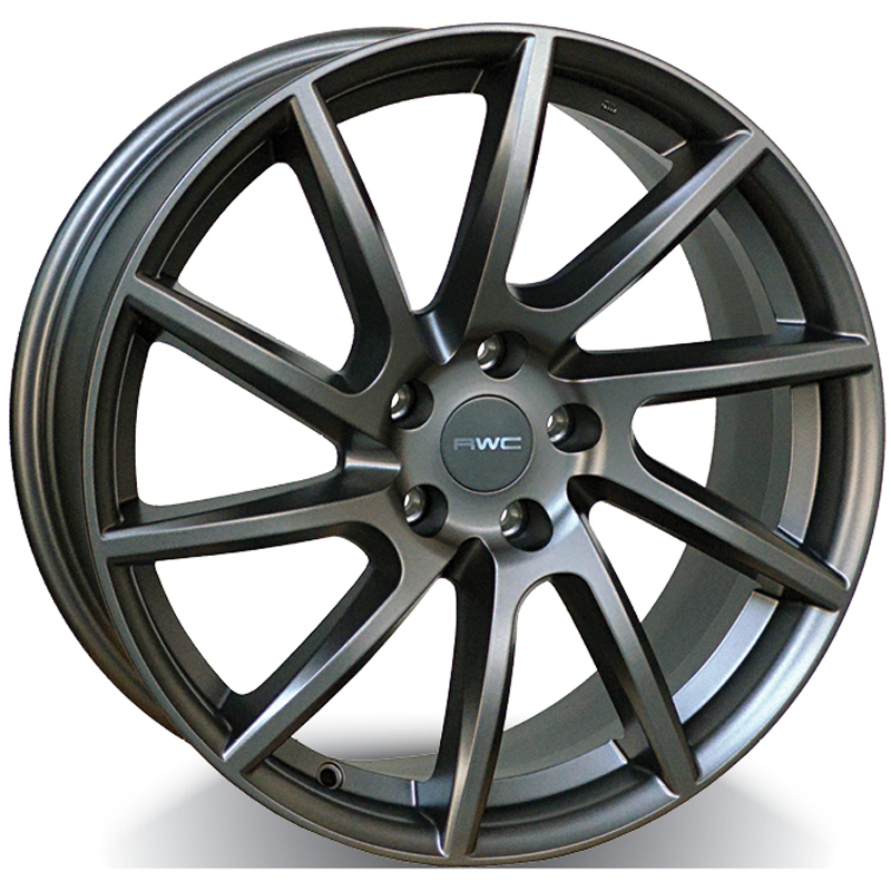 Alloy Wheels for INFINITI – GUNMETAL Model IF557 - RWC Wheels