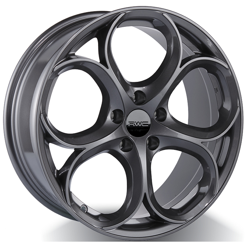 Winter Wheels for ALFA ROMEO – ANTHRACITE Model AR55 - RWC Wheels