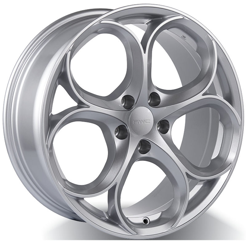 Winter Wheels for ALFA ROMEO – SILVER Model AR55 - RWC Wheels
