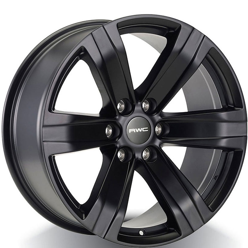 Alloy Wheels for CHEVROLET – BLACK Model GM600 - RWC Wheels