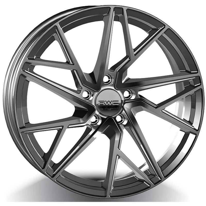 Alloy Wheels for KIA – ANTHRACITE Model MHK690 - RWC Wheels
