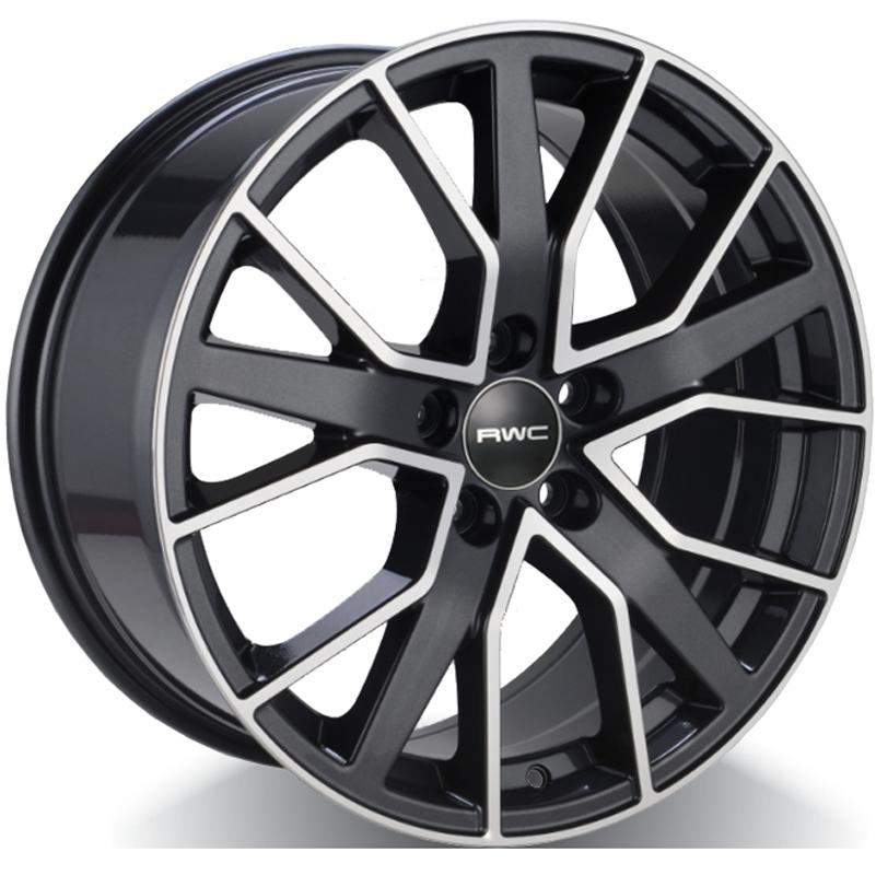 Roues en alliage pour AUDI – TECH Modèle AD78 - RWC Wheels
