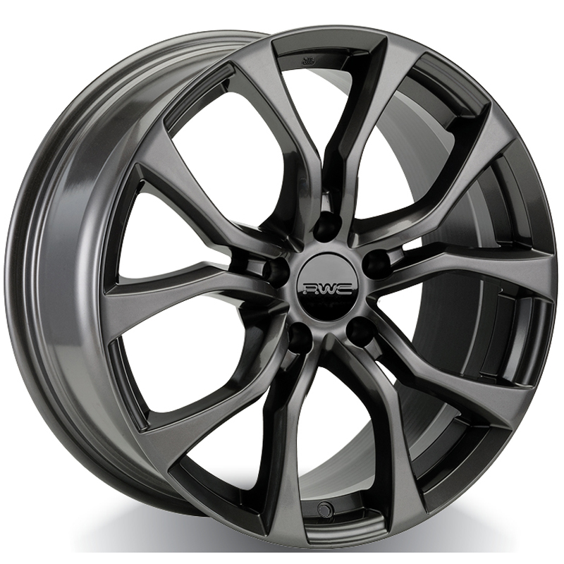 Alloy Wheels for CHRYSLER – ANTHRACITE Model DC80 - RWC Wheels