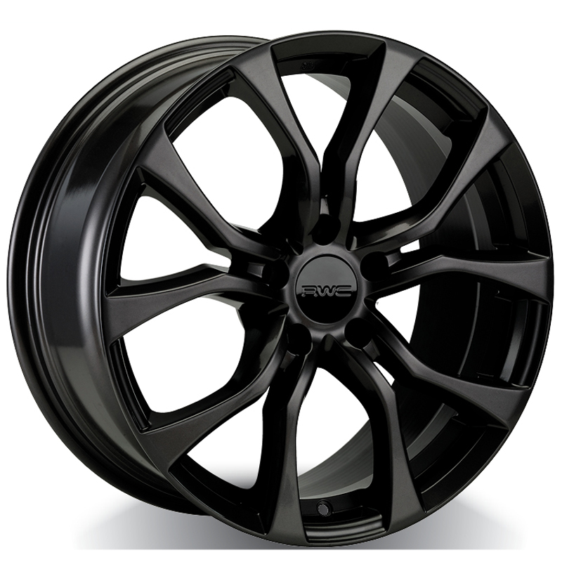 Alloy Wheels for BUICK – BLACK Model GM80 - RWC Wheels