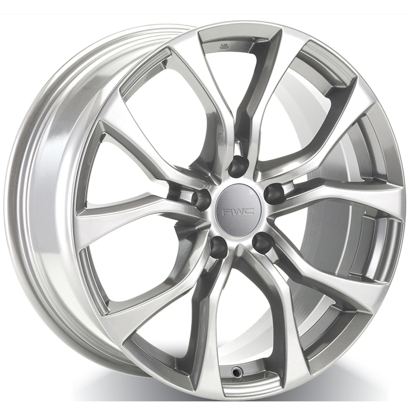 Alloy Wheels for BUICK – SILVER Model GM80 - RWC Wheels