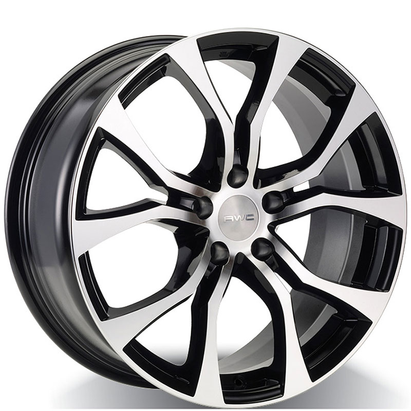 Alloy Wheels for CHEVROLET – TECH Model DC80 - RWC Wheels